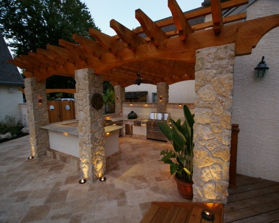 Tropical Landscape Design, Pictures, Remodel, Decor and Ideas - page 13