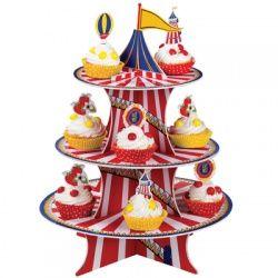 Talking Tables Cupcake Display