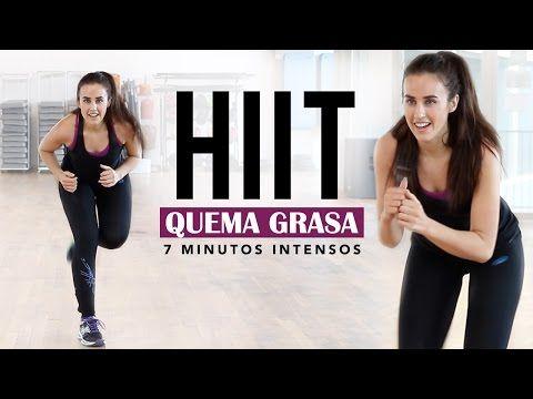 ¡Haz esta rutina y quema la grasa de tu cuerpo en 7 minutos! (VIDEO) | i24mujer