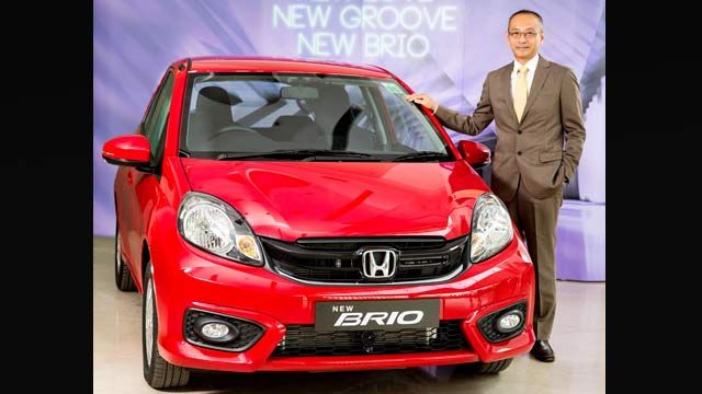 New Honda Brio launched at starting price of Rs 4.69 lakh - Daily News & Analysis #757LiveIN