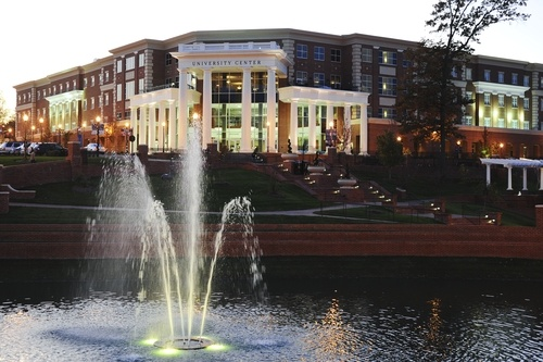 High Point University... My dream college!!!