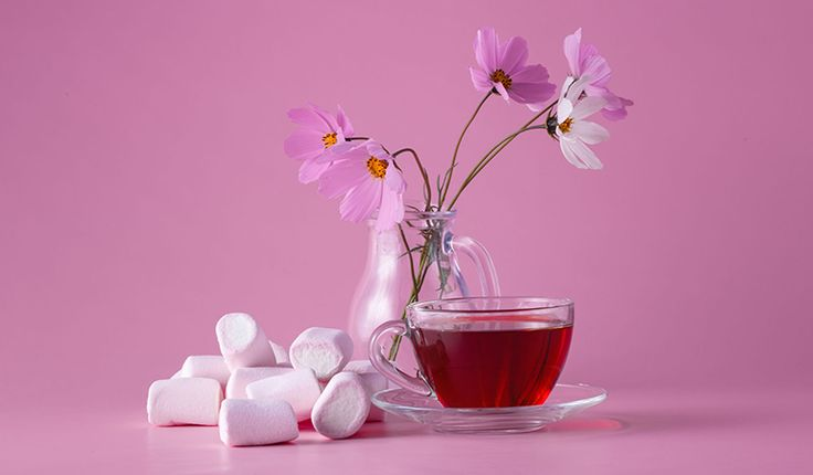 Make Marshmallow Tea as a Natural and Effective Home Remedies For Heartburn, Acid Reflux,