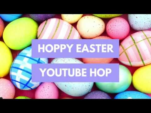 Layout Process video #14 ~ Easter YouTube hop - YouTube
