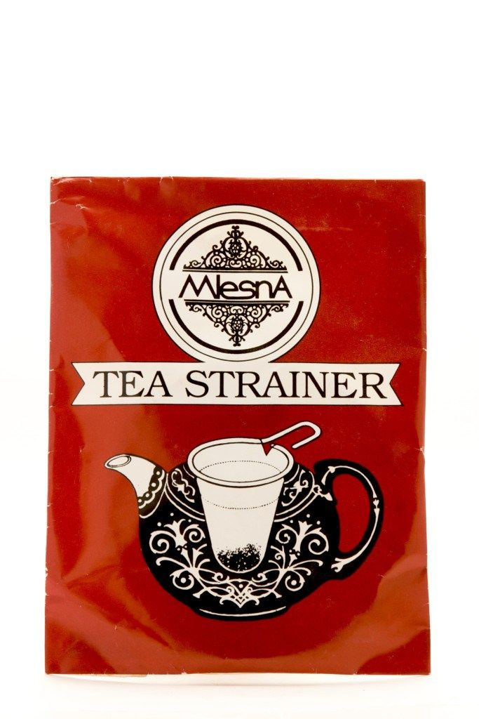 100% Cotton Tea Strainer that can be used over and over again. Sized to fit most tea pots. A must have for any serious tea drinker.