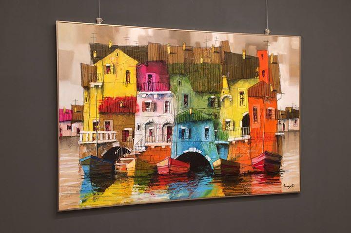 Colore colore e colore!   #paolofumagalli