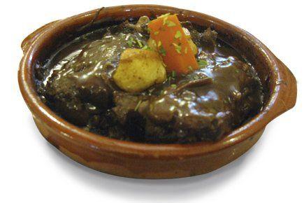 Rabo de toro (queue de boeuf à l'andalouse)