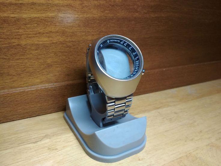 Vintage Omega Case & Bracelet Watch for Parts or Repair #Omega