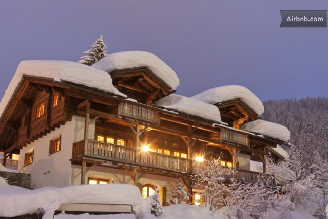 **Luxury Chalet in Klosters** in Klosters