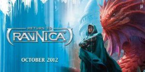 Magic: the Gathering - Return to Ravnica Booster Box by Wizards of the Coast. $97.89. Intro Decks & Packs Sold Separately. Return to Ravnica Booster Box - Sealed Box. 36 Booster Packs. Look for other MTG Items ..... The Return to Ravnica set marks the long-awaited return to the city-plane of Ravnica and its ten ancient two-color guilds. Return to Ravnica focuses on five guildsAzorius, Izzet, Rakdos, Golgari, and Selesnyabut the city is home to many different races and many diffe...