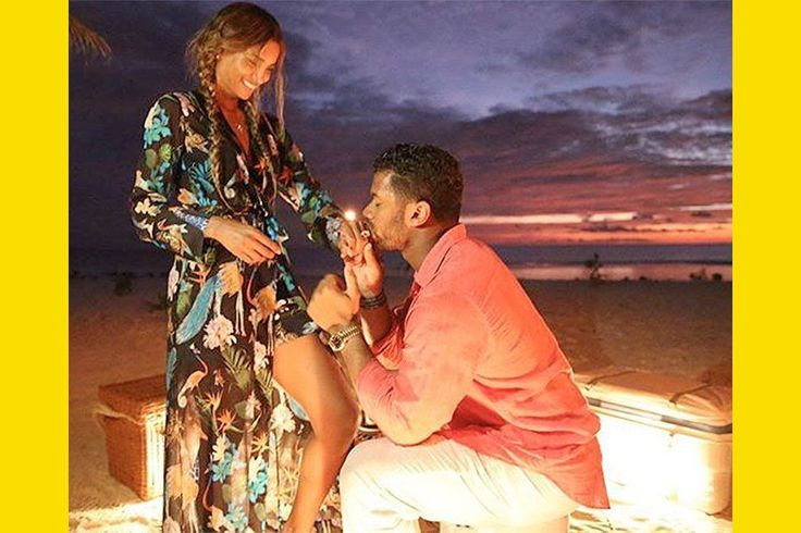 Ciara and Russell Wilson made it official yesterday, they're now the Wilson's. The couple released a couple of pics from their wedding, and we're told it was amazing. Invited guests included, best friend Lala and husband Carmelo Anthony, Beyonce, Jay Z, Serena Williams, a ton of football players, and plenty of fashion A-listers. The beautiful …