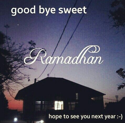 ramadhan at the dawn