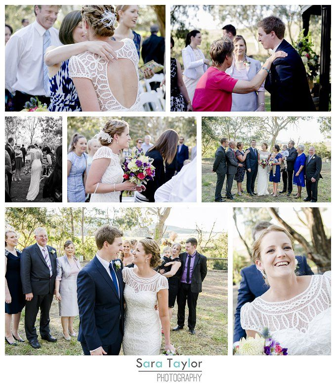 Clyde Park Wedding | Gemma + Dave