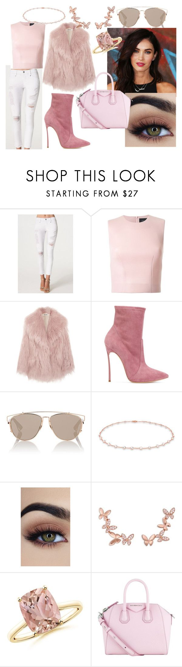 """""""Brittney"""" by mrstomlinson974 on Polyvore featuring Bebe, Simone Rocha, Miu Miu, Casadei, Christian Dior, Anne Sisteron, Anyallerie and Givenchy"""