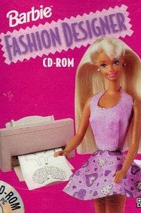Barbie Fashion Designer | 21 Barbie PC Games That'll Give You Intense Nostalgia