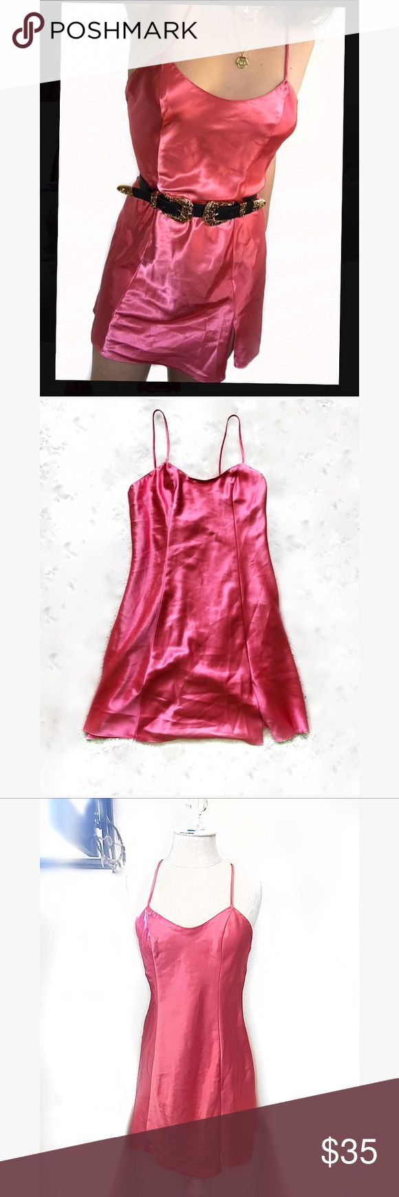 25 Fantastically Retro And Vintage Home Decorations: 25+ Best Ideas About Pink Satin Dress On Pinterest