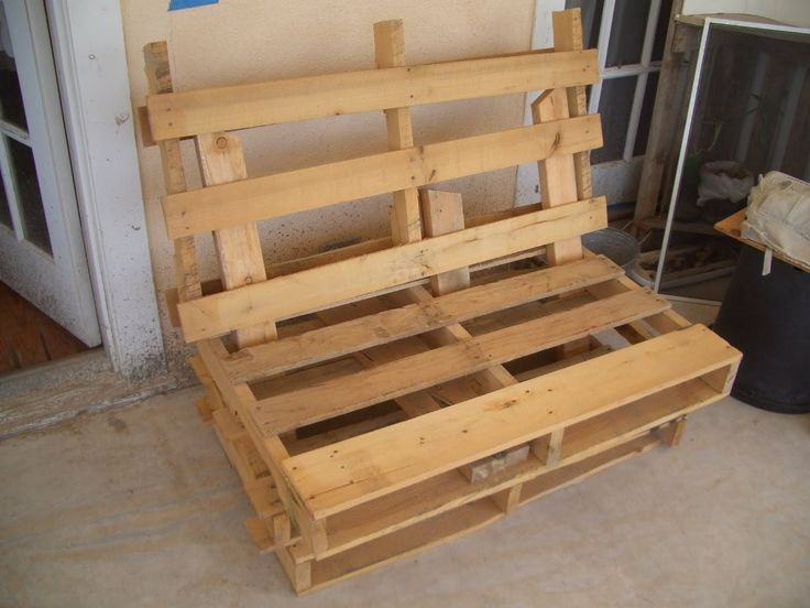 the 25+ best pallet furniture instructions ideas on pinterest
