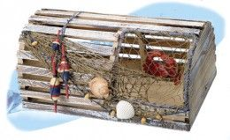 Lobster Trap Decor