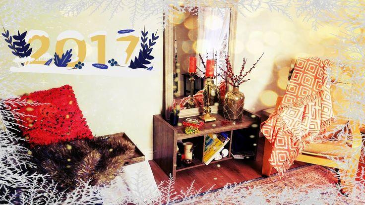 Мои любимые уголки дома - Рождественские украшения, минимализм