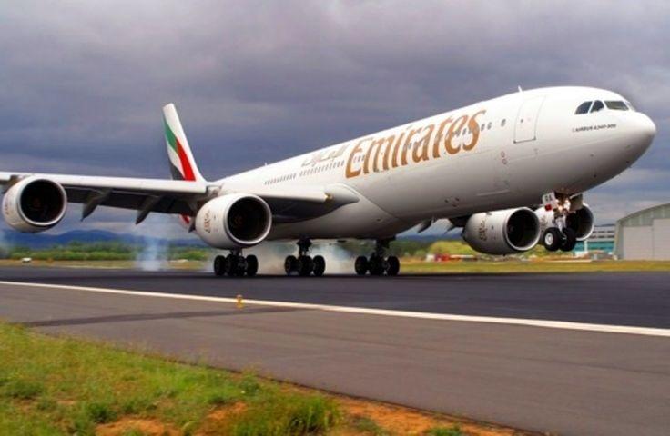 Emirates Airlines Airbus A340-200