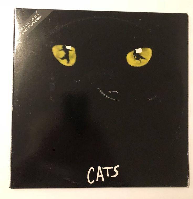 Andrew Lloyd Webber Cats Original London Cast
