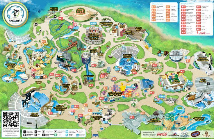 San Diego Zoo Map Pdf - San diego zoo map