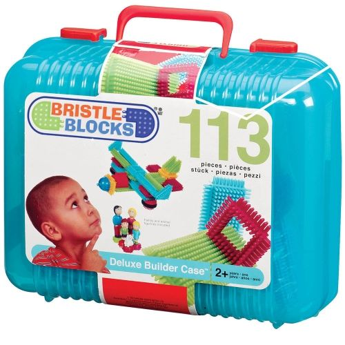 Bristle Blocks Deluxe Builder Case