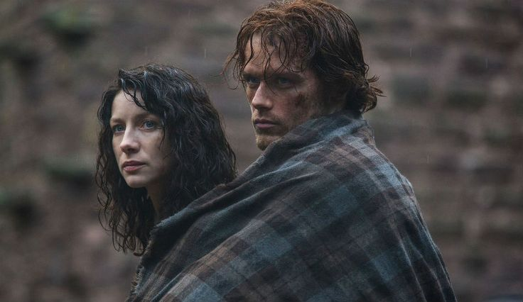 'Outlander' Stars Sam Heughan And Caitriona Balfe Spotted Filming Season 2 In Prague, Premiere Date Announced