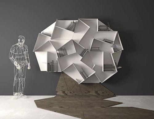 iDesignMe_Slide_shelf-web_01 http://idesignme.eu/2013/04/lago-living/ #news #design #interiors #furniture #Lago #furnishing #MilanDesignWeek #Fuorisalone2013 #SaloneDelMobile #bookshelf