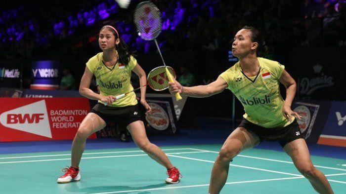 Indonesia Loloskan Dua Wakil Ganda Putri ke Babak Kedua Korea Masters 2017