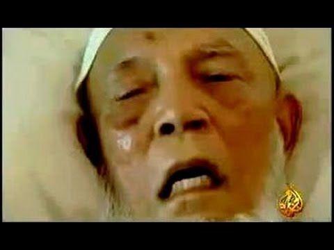 زيارة قناة الجزيرة للشيخ احمد ديدات قبل وفاته