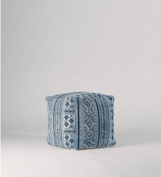 Swoon Editions Accent Pouffes