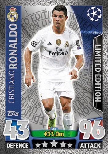 Image result for ronaldo soccer card 2018 premier league