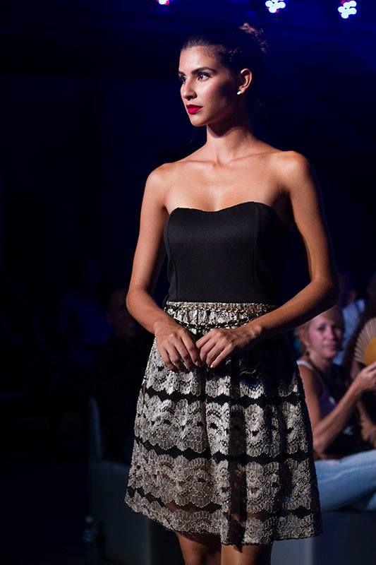Desfile de Moda en la Fábrica de Arte Cubano