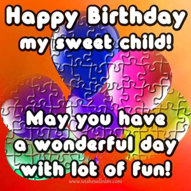 150 Happy Birthday Wishes For Kids From Mom and Dad
