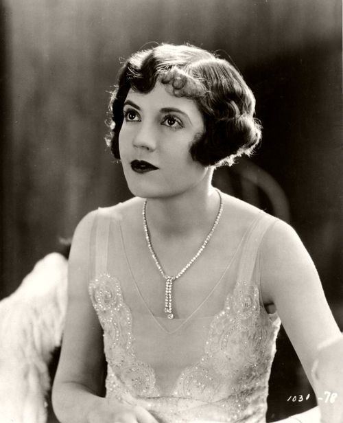 Lois Wilson,1920's. (June 28, 1894 - March 3, 1988) was an American actress best known for her work during the silent film era. She also directed two short films and was a scenario writer.