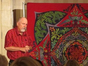 ricky tims | Ricky Tims — Musician & Quilter