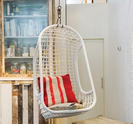 Die besten 25+ Hängesofa Ideen auf Pinterest Rucksacktour - hängesessel für wohnzimmer