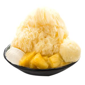 【季節限定】 パイナップルかき氷 もっと見る