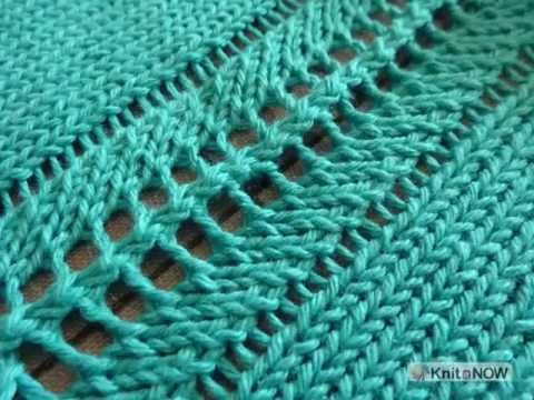 Show off Seams for Machine Knitters - YouTube