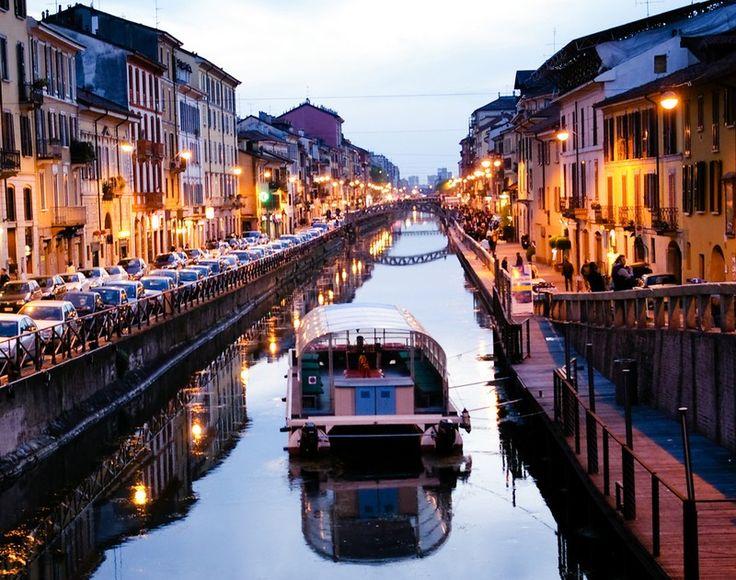 8+1 ιταλικές πόλεις με κανάλια