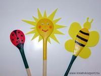 Fakanal napocska, katica, méhecske