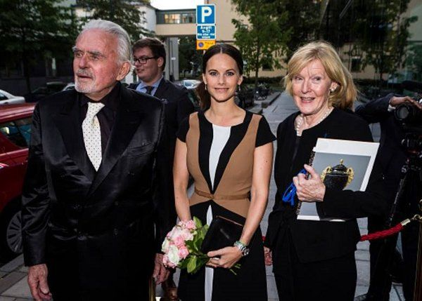 Swedish Princess Sofia attends the opening of  'Porphyry: The Royal Stone' exhibition