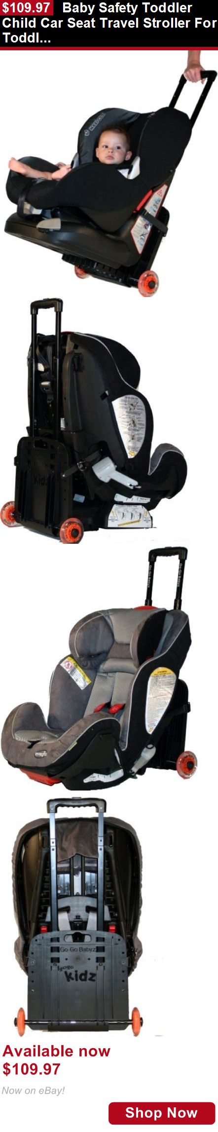 Car Seat Accessories: Baby Safety Toddler Child Car Seat Travel Stroller For Toddler Car Seats BUY IT NOW ONLY: $109.97