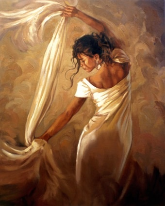 The dance...I cant believe this is a painting...