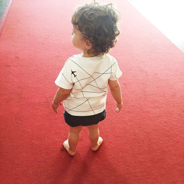 #kids #fashion #ootd #minimono #cotton #organic masalladelrosaoazul.com