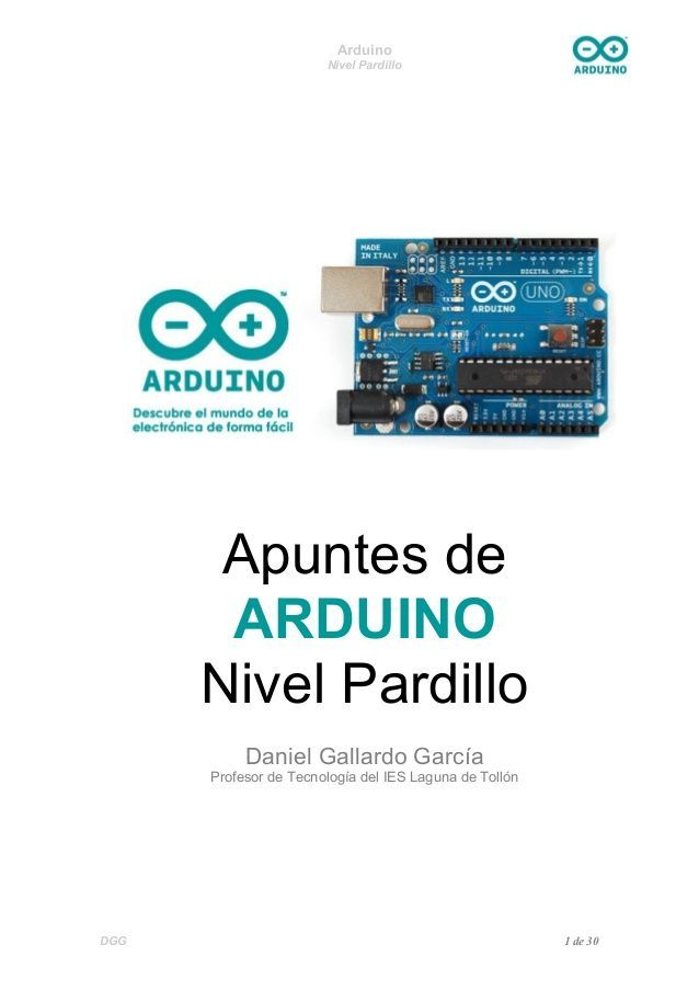 Apuntes arduino nivel_pardillo