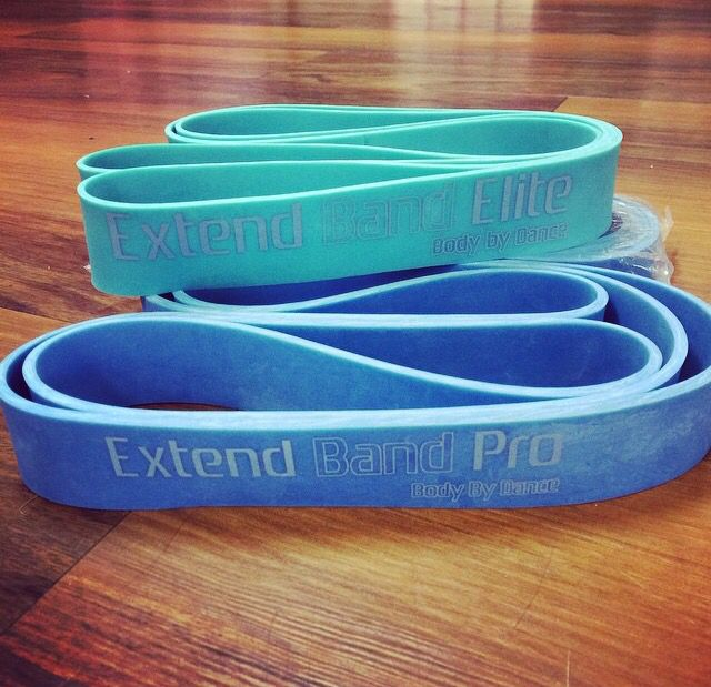 Extend Bands #bodybydance #extendbandpro #extendbandelite #strength #flexibility #stretchband