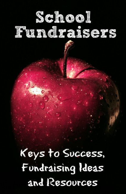 Do you help with school fundraisers? We offer our best tips for a successful year of fundraisers, as well as our favorite ideas and resources