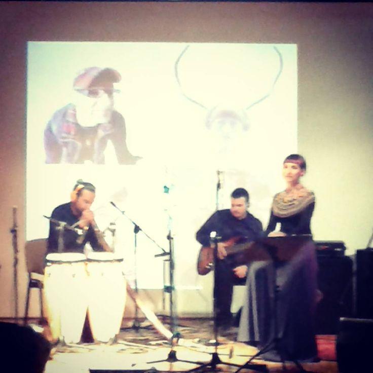 #AngelaGaber Trio dziękujemy za wszystkie pozytywne emocje!  #BeeYes #mecenat #kultury #przemyśl #koncert #święta #muzyka