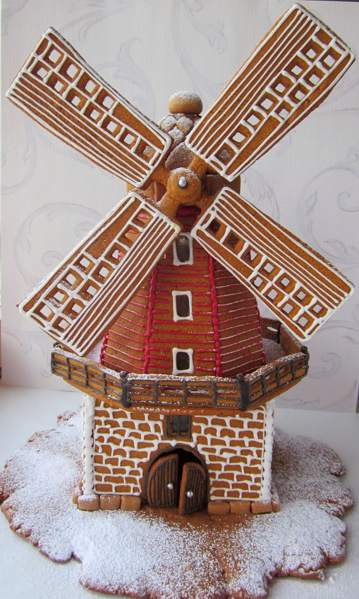 Totally cool windmill :)!